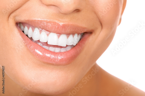 Fotografie, Obraz  woman teeth