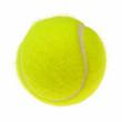 canvas print picture - Tennis ball cutout