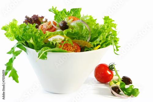 Fotografía  Tossed Salad