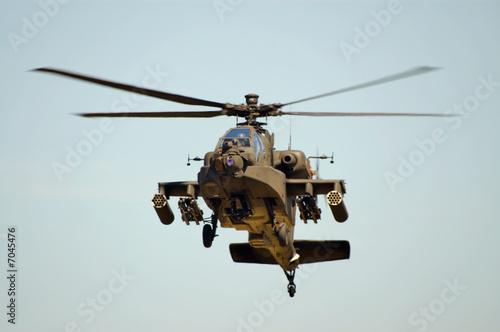 AH-64 Apache Wallpaper Mural