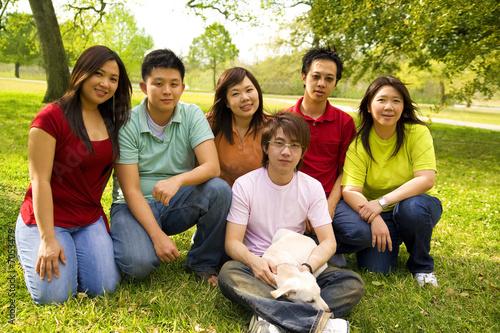Asian Teens Girl Standing Park Sunshine Stock Photo (Edit Now ... | 334x500