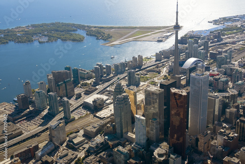 Wall Murals Toronto Toronto Towers