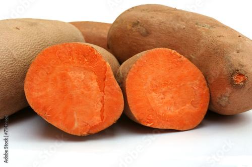 Fotografie, Obraz  Sweet Potatoes