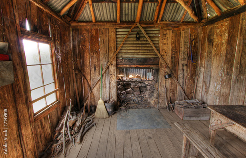 Fotografía  Inside of a Historic Australian Home