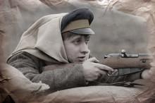 Soldier 1918