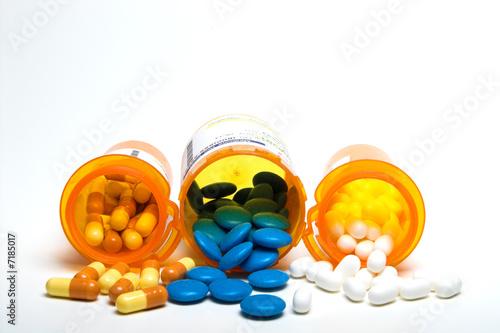 Fotografia  Prescription Medication