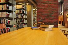 Liubrary Interior