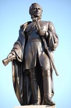 London Statue Of Man