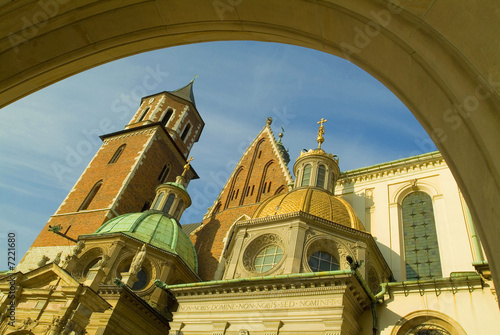 Cathedral in Cracow