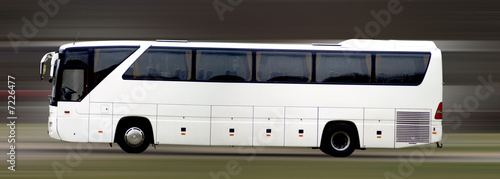 Fototapeta Bus