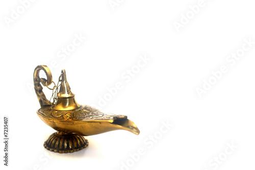 Poster Egypte Magic Genie Lamp