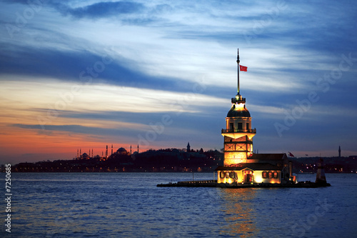 Photo  Istanbul Night