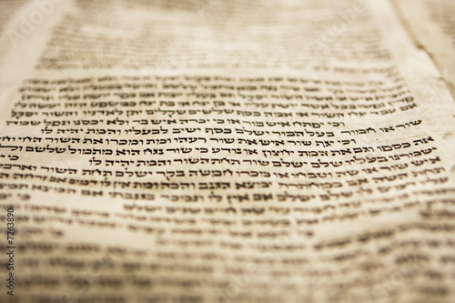 Photo One Line Of Torah