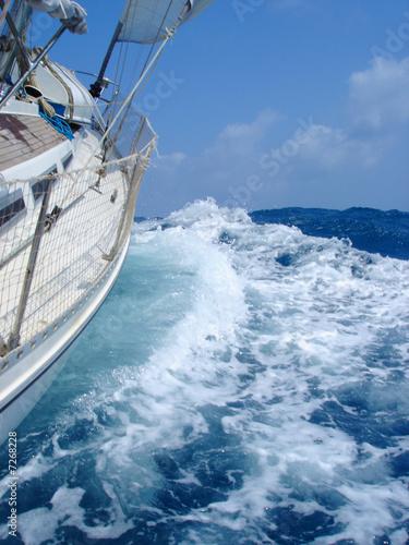 Foto Rollo Basic - segeltörn (von Perth)