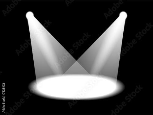 Obraz scheinwerfer - fototapety do salonu