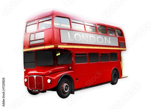 Fotografie, Tablou  Bus