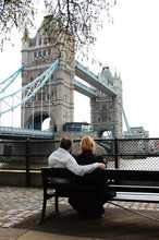 Couple Viewing Tower Of London