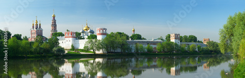 Photo  Novodevichy convent P