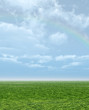Leinwandbild Motiv Beautiful landscape