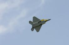Avion Radiocommandé F 22 - 2