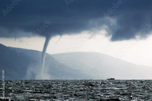 Cuadros en Lienzo Stormy sea