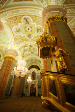Chatedral In Peter And Paul Fo...