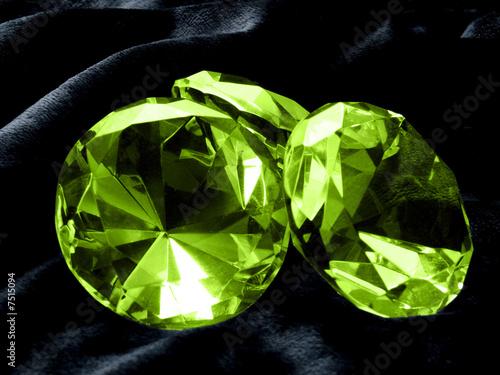 Obraz na plátně Emerald Jewel