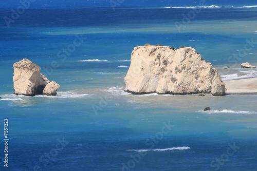 Foto auf Acrylglas Zypern Cyprus - Aphrodite's Rock