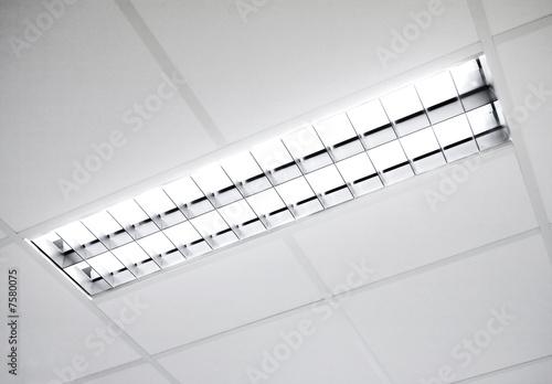 Photo fluorescent light fixture