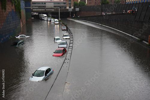 Cuadros en Lienzo inondation