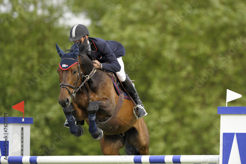 Poster Equitation jumping9321
