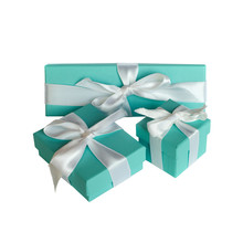 Three Boxes With The Bows On I...