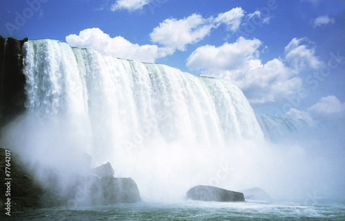 Obraz Wodospad Niagara - fototapety do salonu