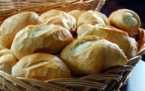 Papel de parede Pão Francês