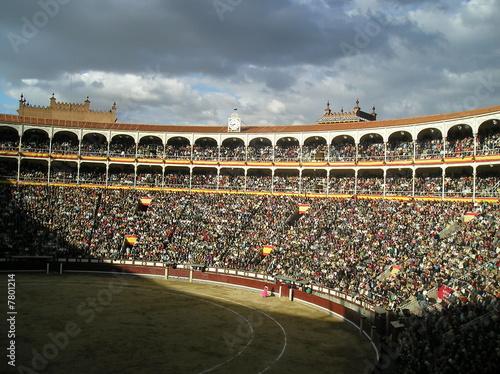 Madrid - Stierkampfarena
