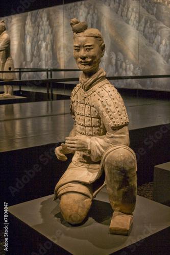 Staande foto Xian The warrior