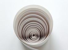 Paper In Spiral