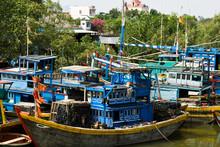 Phan Thiet Fishing Harbour