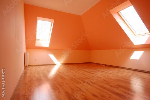 Fényképezés  Empty interior