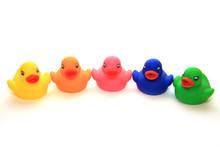 Cinq Petits Canards