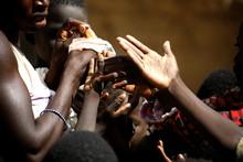 La Faim Sénégalaise