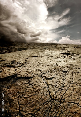earth Fotobehang
