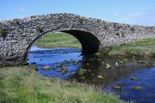 The Old Bridge At Abberfraw