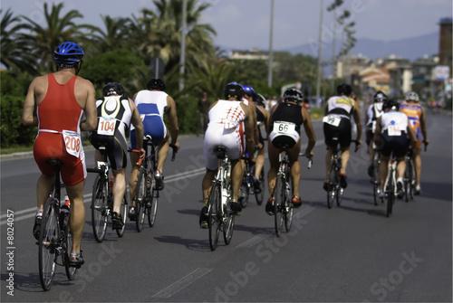 Foto op Aluminium Cycling