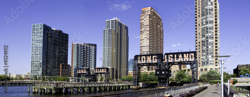 фотография  Long Island City Skyline