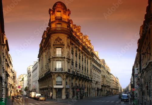 Paris rue Réaumur #8035284