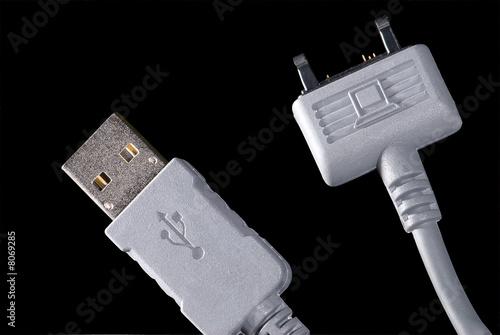 connecteurs Canvas Print