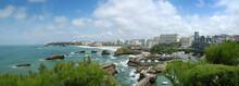 Biarritz Waterfront Panorama
