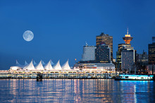 Canada Place, Vancouver, BC, Canada