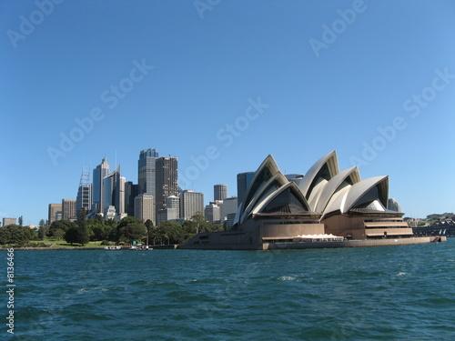 Foto auf Acrylglas Sydney Sydney Panorama
